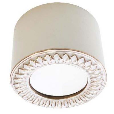Потолочный светильник Donolux N1566-Gold+white потолочный светильник linvel lv 8836 3 white gold