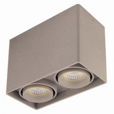 Потолочный светильник Donolux DL18611/02WW-SQ Champagne светильник dl18611 01ww sq champagne donolux