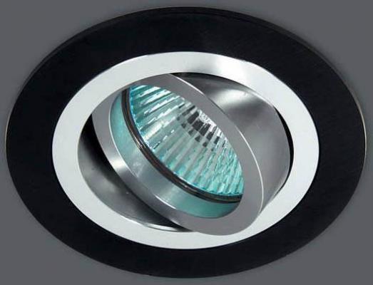 Встраиваемый светильник Donolux A1521-Alu/Black donolux встраиваемый светильник donolux a1521 alu black