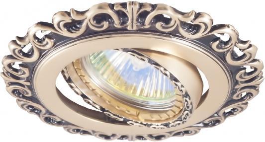 Встраиваемый светильник Donolux A1551-Old Gold