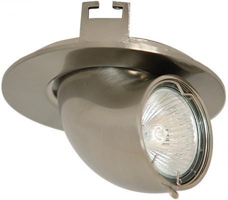Встраиваемый светильник Donolux A1602-GAB встраиваемый светильник a1602 ch donolux