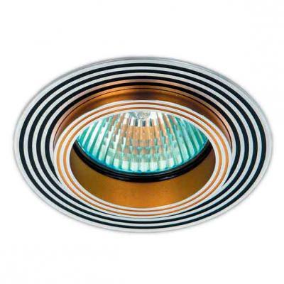 Встраиваемый светильник Donolux N1535-B/SG