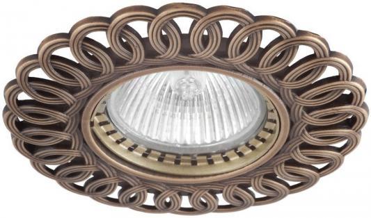 Встраиваемый светильник Donolux N1555-Old Brass встраиваемый светильник n1555 old gold donolux
