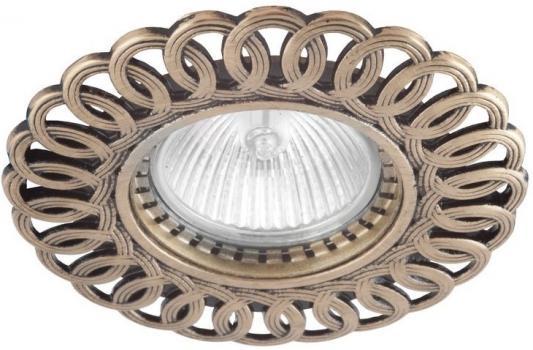 Встраиваемый светильник Donolux N1555-Old Gold встраиваемый светильник n1555 old gold donolux