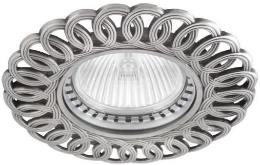 Встраиваемый светильник Donolux N1555-Old Silver встраиваемый светильник n1555 old gold donolux
