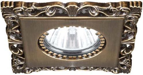 все цены на Встраиваемый светильник Donolux N1563-Light bronze онлайн