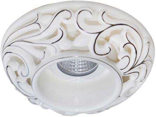 Встраиваемый светильник Donolux N1630-White+silver встраиваемый светильник donolux n1630 white gold