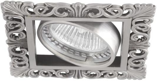 Встраиваемый светильник Donolux SA1563-Old Silver светильник donolux sa1541 sa1543 alu