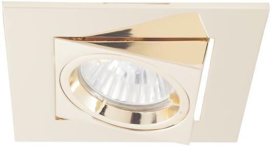 Встраиваемый светильник Donolux SA1601-KG светильник donolux sa1541 sa1543 alu