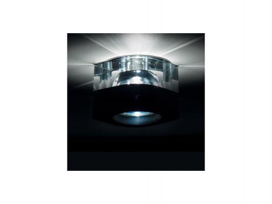 Встраиваемый светильник Donolux DL034C-Black светильник donolux sa1541 sa1543 alu