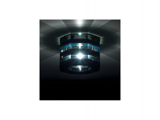 Встраиваемый светильник Donolux DL036C-Black светильник donolux sa1541 sa1543 alu