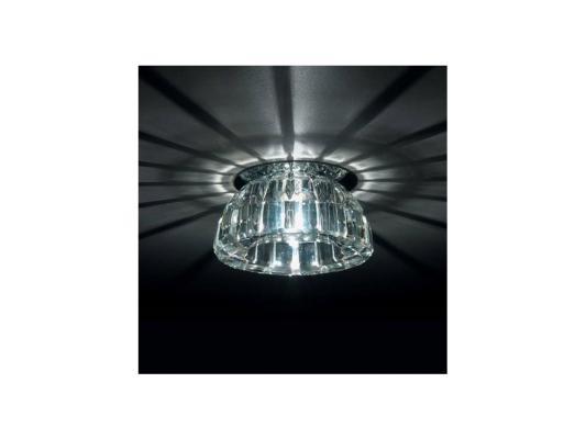 Встраиваемый светильник Donolux DL047CH/Crystal светильник donolux sa1541 sa1543 alu