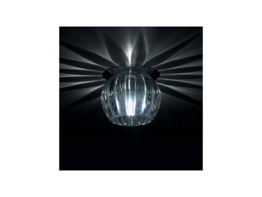Встраиваемый светильник Donolux DL049CH/Glass светильник donolux sa1541 sa1543 alu