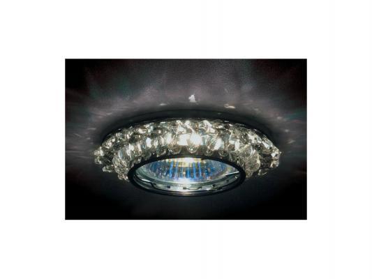 Встраиваемый светильник Donolux DL062.02.1 crystal встраиваемый светильник donolux dl067 02 1 crystal
