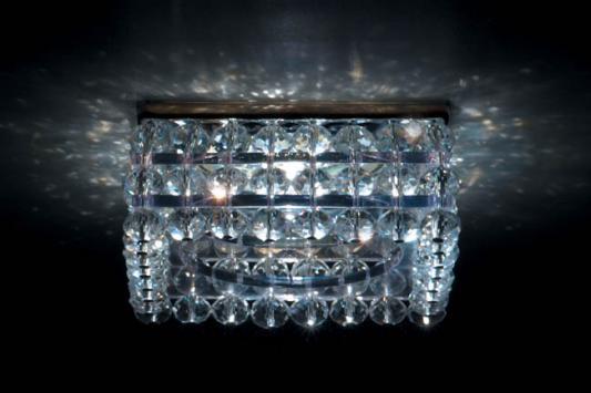 Встраиваемый светильник Donolux DL066.79.1 crystal donolux dl056g crystal