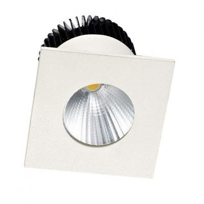Встраиваемый светильник Donolux DL18572/01WW-White SQ встраиваемый светодиодный светильник donolux dl18572 01ww white sq dim