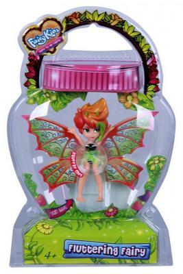 Кукла Jada Toys Фея: Fairy Kings 9 см 84220-2 игровой набор jada toys кьюти попс делюкс с собачкой и аксессуарами