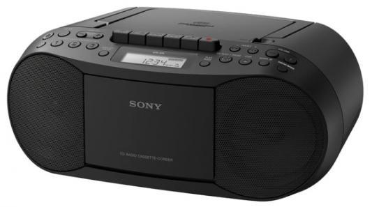 Магнитола Sony CFD-S70 черный