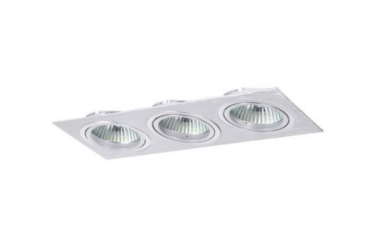 Встраиваемый светильник Donolux SA1543-Alu светильник donolux sa1541 sa1543 alu