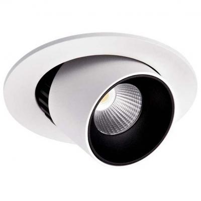 Встраиваемый светильник Donolux DL18431/11WW-R White Dim светильник donolux dl18431 11ww r white dim