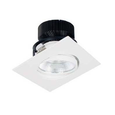 Встраиваемый светильник Donolux DL18461/01WW-White SQ Dim встраиваемый светодиодный светильник donolux dl18572 01ww white sq dim