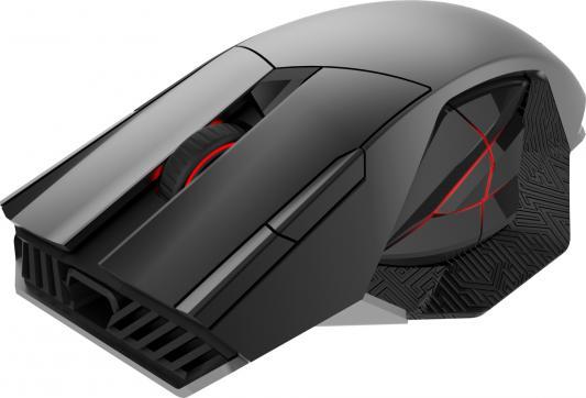 Мышь беспроводная ASUS ROG Spatha чёрный USB 90MP00A1-B0UA00