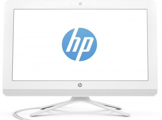 "Моноблок 21.5"" HP Pavilion 22-b013ur AiO 1920 x 1080 Intel Celeron-J3060 4Gb 500Gb Intel HD Graphics 400 64 Мб DOS белый X0Z36EA"