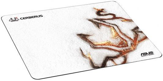 Коврик для мыши Asus Cerberus Arctic черный/белый 90YH00Y1-BAUA00 коврик для мыши asus cerberus arctic черный белый 90yh00y1 baua00