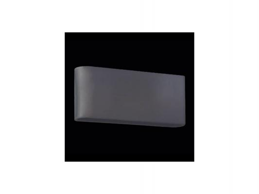 Уличный настенный светильник Donolux DL18400/21WW-Black Dim уличный светильник donolux dl18399 21ww 60 black