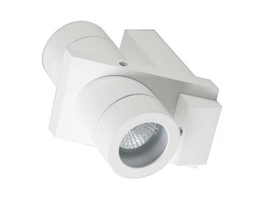 Уличный настенный светильник Donolux DL18434/21WW-White настенный уличный светильник donolux dl18405 21ww grey