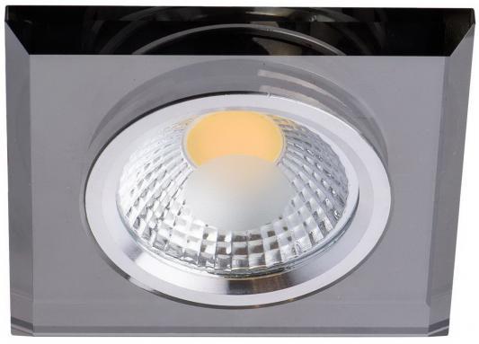 Встраиваемый светодиодный светильник MW-Light Круз 11 637014801 встраиваемый светильник mw light круз 637016101