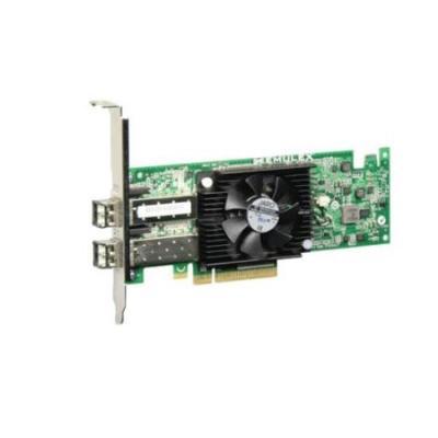 Адаптер Dell Emulex OneConnect OCe14102B-U1-D Dual Port PCIe 10GbE CNA V2 540-BBHN