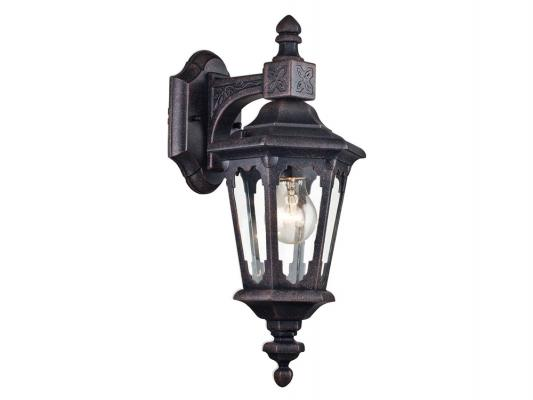 Уличный настенный светильник Maytoni Oxford S101-42-01-B maytoni настенный уличный светильник maytoni oxford s101 42 11 b