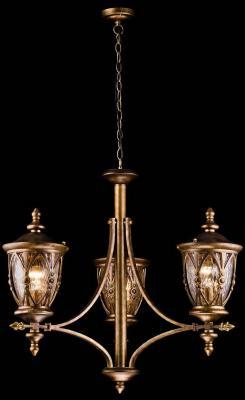Уличный подвесной светильник Maytoni Rua Augusta S103-67-42-B