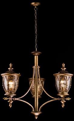 Уличный подвесной светильник Maytoni Rua Augusta S103-67-42-R