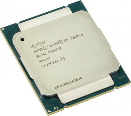 Процессор Dell Intel Xeon E5-2637v3 3.5GHz 15M 4C 135W 338-BGOD