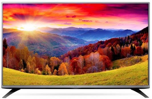 Телевизор LG 43LH543V черный золотистый