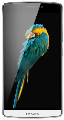 Смартфон Neffos C5-Max белый 5.5 16 Гб LTE Wi-Fi GPS 3G TP702A14RU+TL-PB2600 wi fi роутер tp link wbs510 wbs510