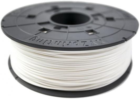 Пластик для принтера 3D XYZ ABS белый 1.75 мм/600гр RF10XXEUZZE пластик для принтера 3d xyz abs белый 1 75 мм 600гр rf10bxeu02b