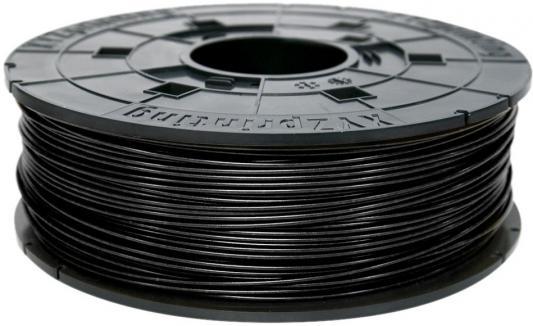 Пластик для принтера 3D XYZ ABS черный 1.75 мм/600гр RF10BXEU00E