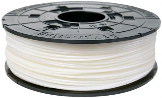 Пластик для принтера 3D XYZ ABS белый 1.75 мм/600гр RF10BXEU02B abs картридж xyz синий 1 75 мм 600гр 4715872745404