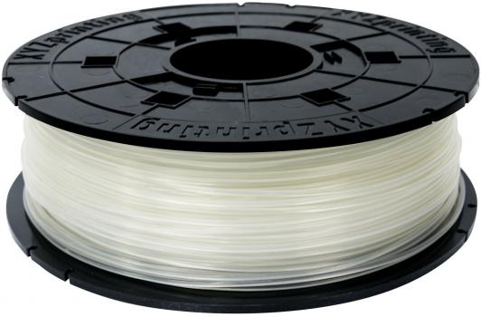 Пластик для принтера 3D XYZ PLA кремовый 1.75/600гр RFPLAXEU08A пластик для принтера 3d xyz pla натуральный 1 75 600гр rfplbxeu01f rfplb fl8 q6z th 74q s029