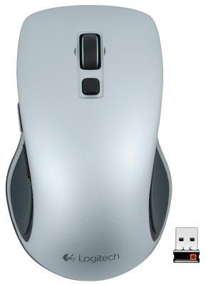 Мышь беспроводная Logitech M560 белый USB 910-003913 мышь logitech m560 black usb [910 003883 910 003882]