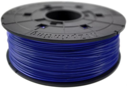 Пластик для принтера 3D XYZ ABS фиолетовый 1.75 мм/600гр RF10XXEU0BB пластик для принтера 3d xyz pla натуральный 1 75 600гр rfplbxeu01f rfplb fl8 q6z th 74q s029