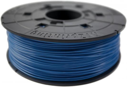 Пластик для принтера 3D XYZ ABS синий 1.75 мм/600гр RF10XXEUZYC abs 1 75 3d 395m