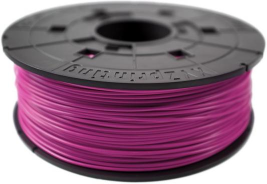 Пластик для принтера 3D XYZ ABS малиновый 1.75 мм/600гр RF10XXEU07E
