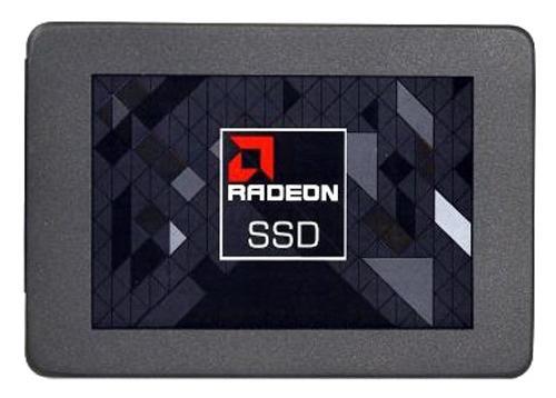 "SSD Твердотельный накопитель 2.5"" 240Gb AMD Write 520Mb/s Read 470Mb/s SATAIII RADEON R3SL240G"