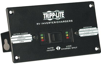 Модуль дистанционного управления Tripp Lite APSRM4 для инверторов и инверторов/зарядных устройств Tripp Lite серии PowerVerter кабель питания tripp lite p036 006 p036 006