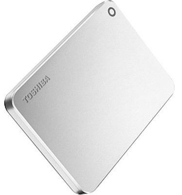 "Внешний жесткий диск 2.5"" USB3.0 3000Gb Toshiba HDTW130EC3CA серебристый  3000gb toshiba mg04aca300e 128mb 7200rpm sata3"