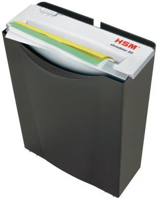 Уничтожитель бумаг HSM ShredStar S5  5лст 11лтр 1041.111